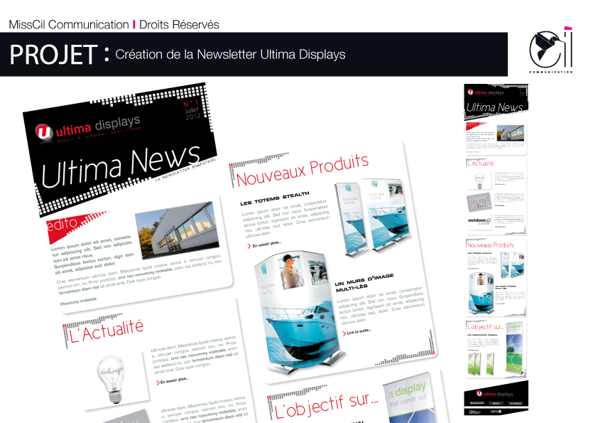 Newsletter-Ultima-Display